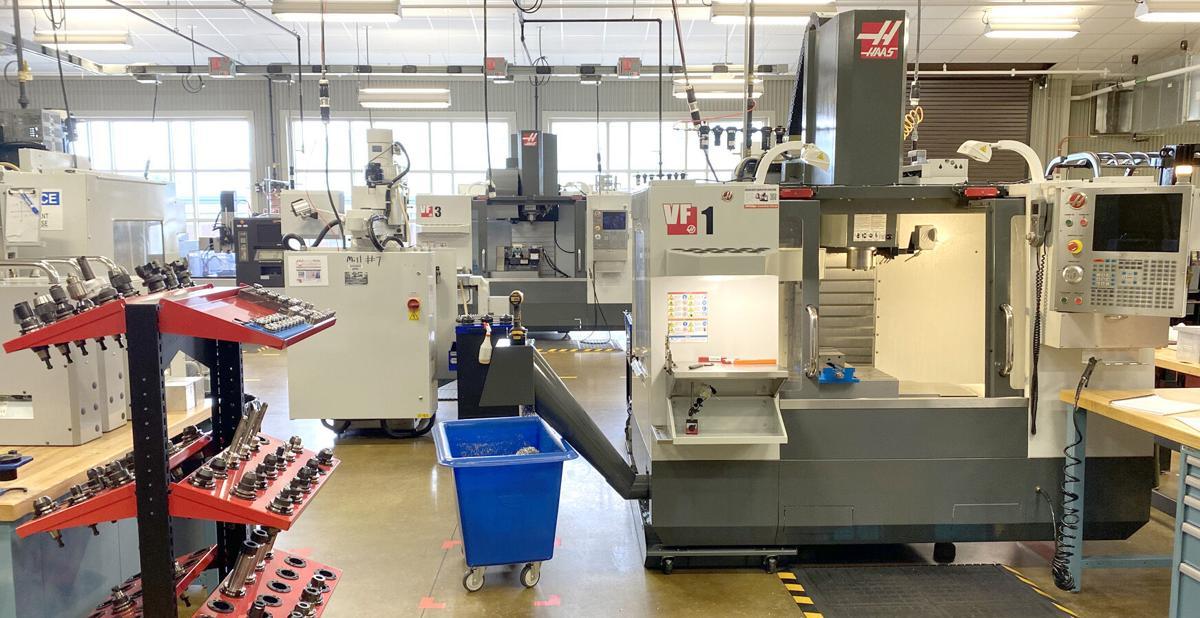 machine shop quiet
