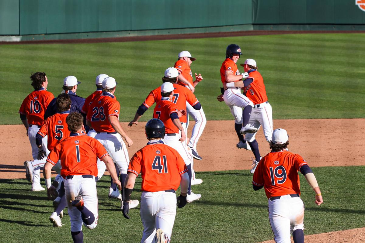 Baseball: Auburn vs Presbyterian