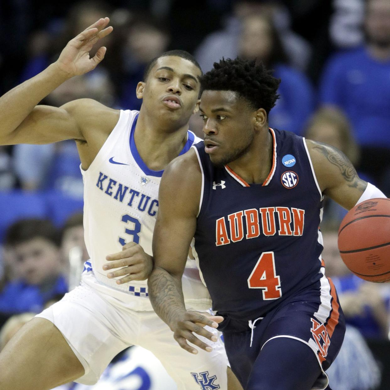Auburn Men S Basketball Learns Home And Away Designations