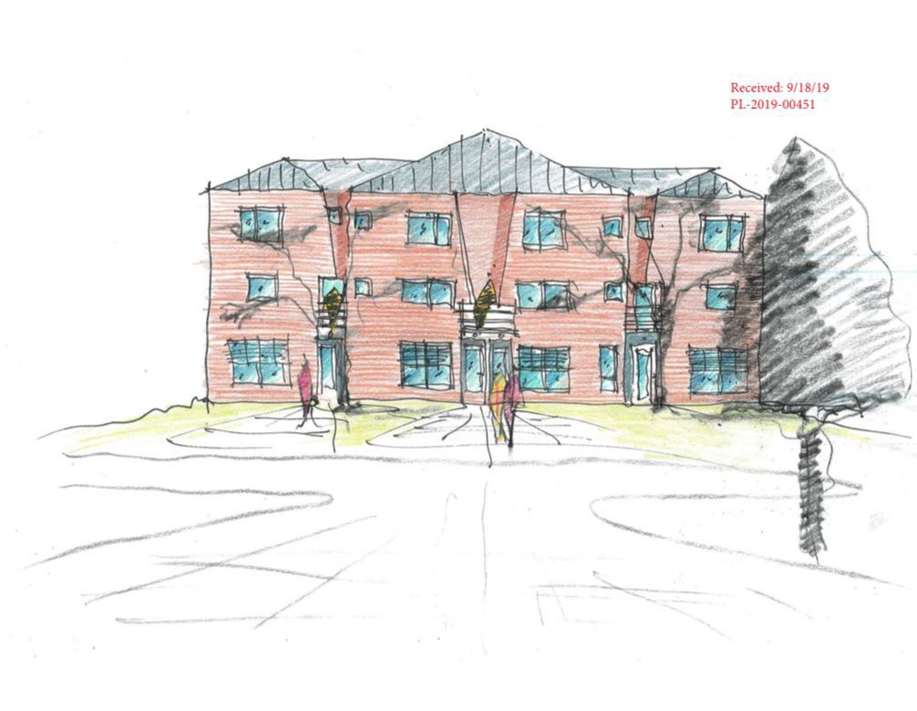 Armstrong Street Dormitory