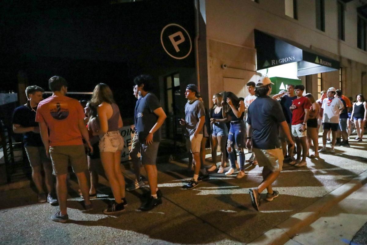 Downtown Auburn Aug. 22