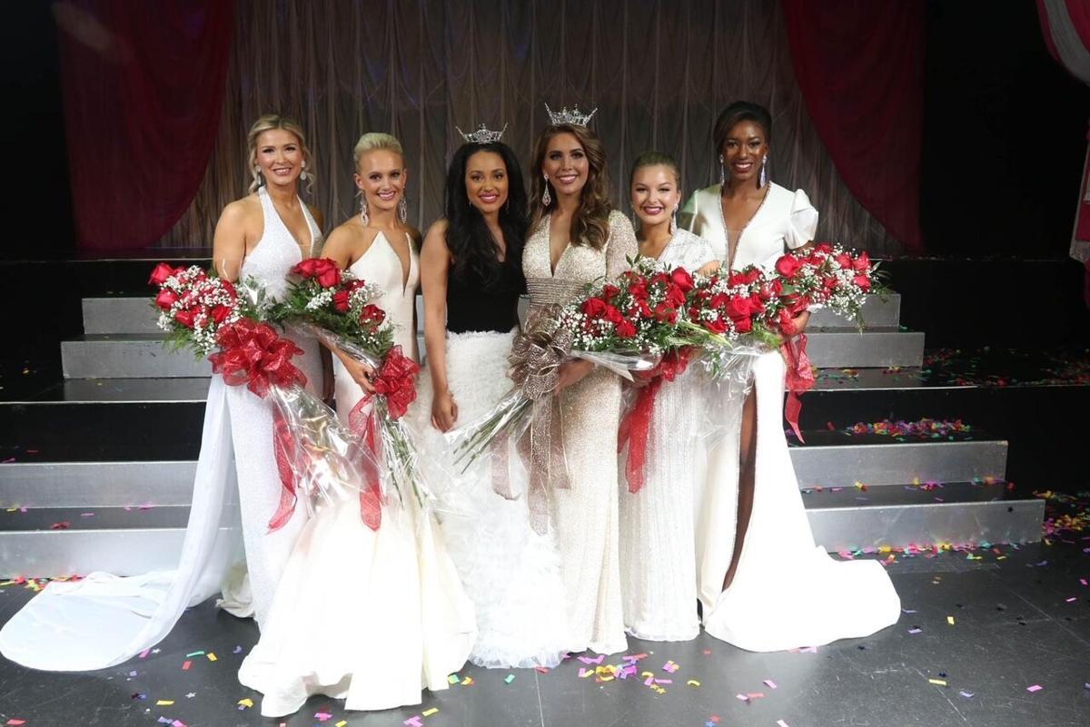 2021 Miss Alabama Top 5