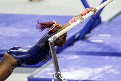 Auburn vs. Georiga gymnastics