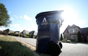 City of Auburn takes additional step in single-stream recycling