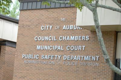 Auburn city offices