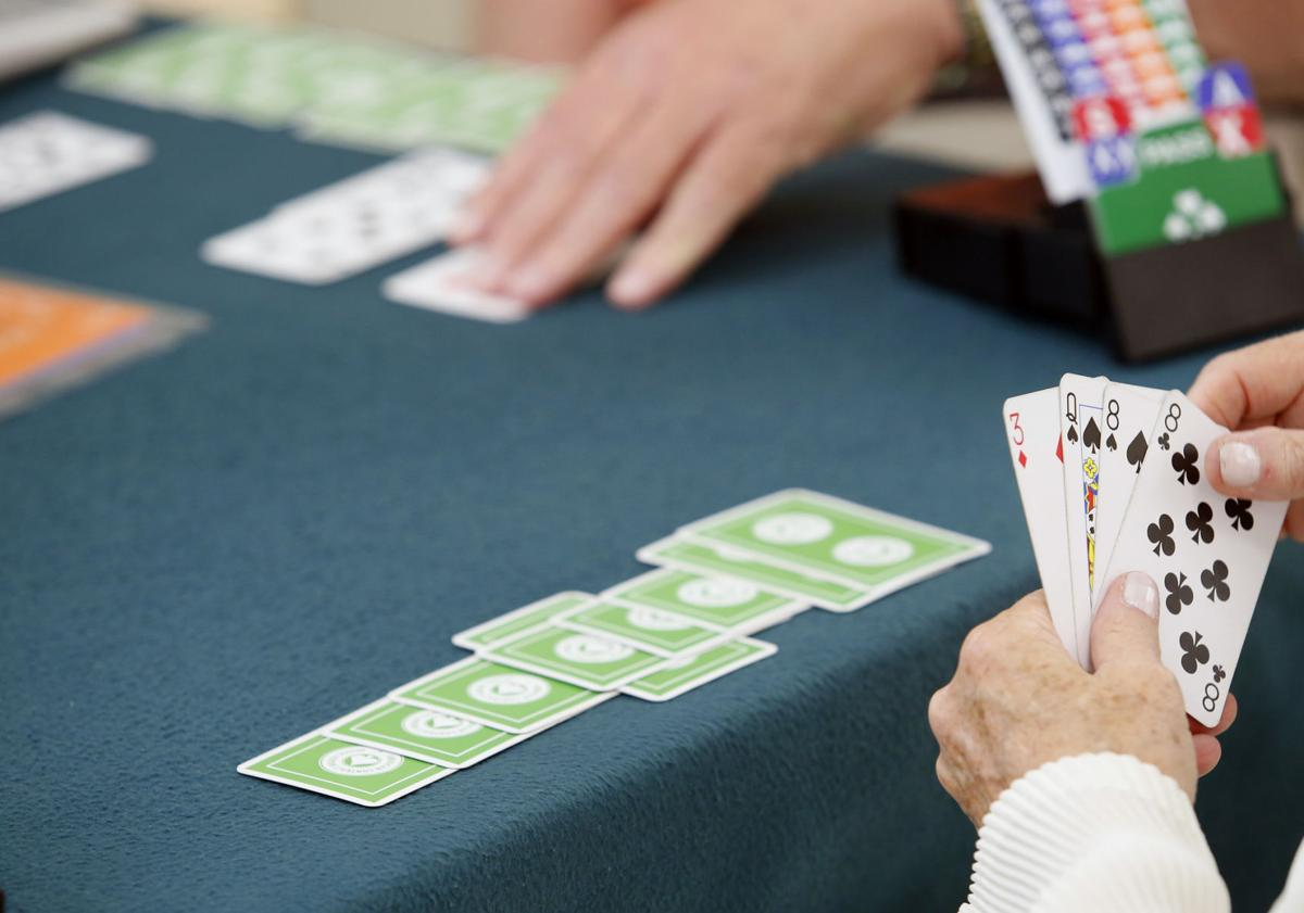 Bridge: Local players say they enjoy the mental challenge