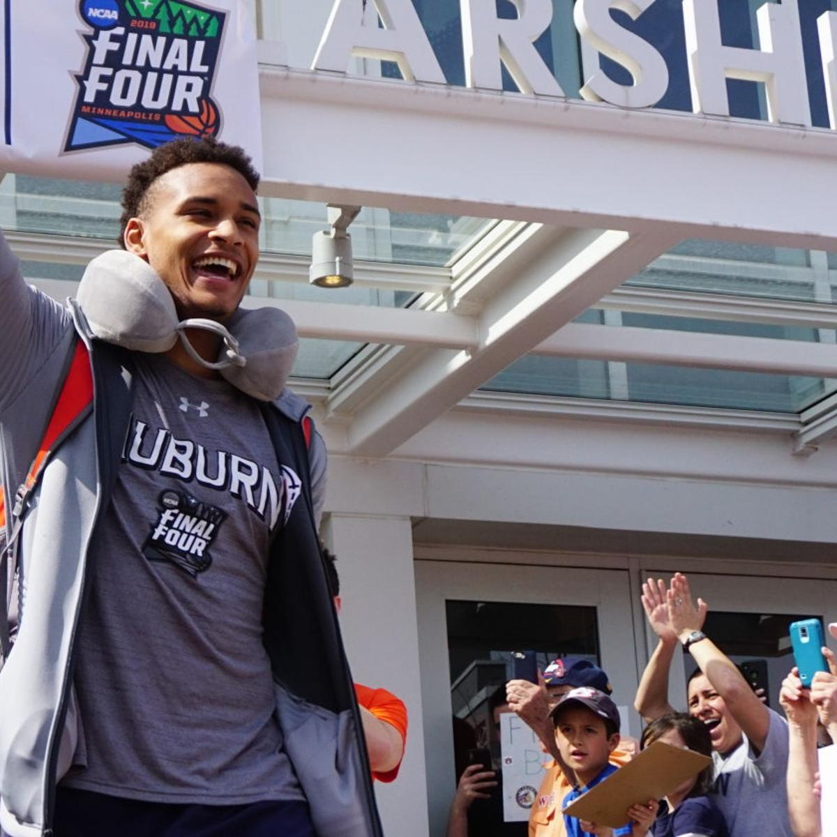 Auburn Set To Celebrate Men S Basketball Championships At
