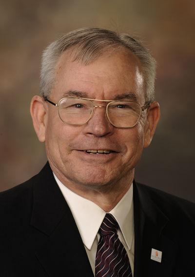 Retired Army Lt. Gen. Ronald Burgess