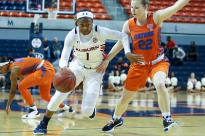 Auburn vs. Florida women's basketball