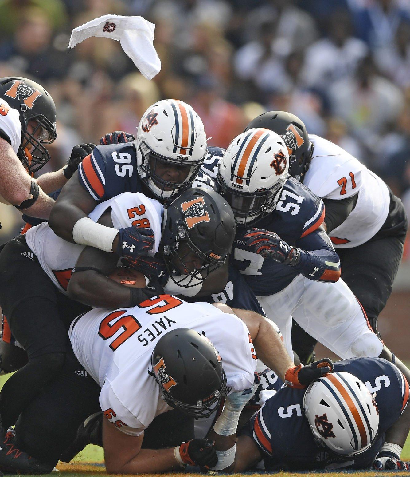 PICKS AND PREDICTIONS: No. 15 Auburn at Missouri
