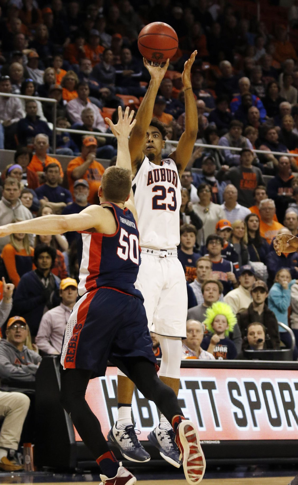 TV details, game time for Auburn at Ole Miss