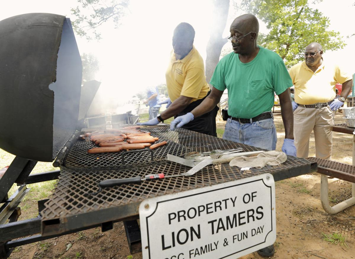 Lion Tamers, Family Fun Day
