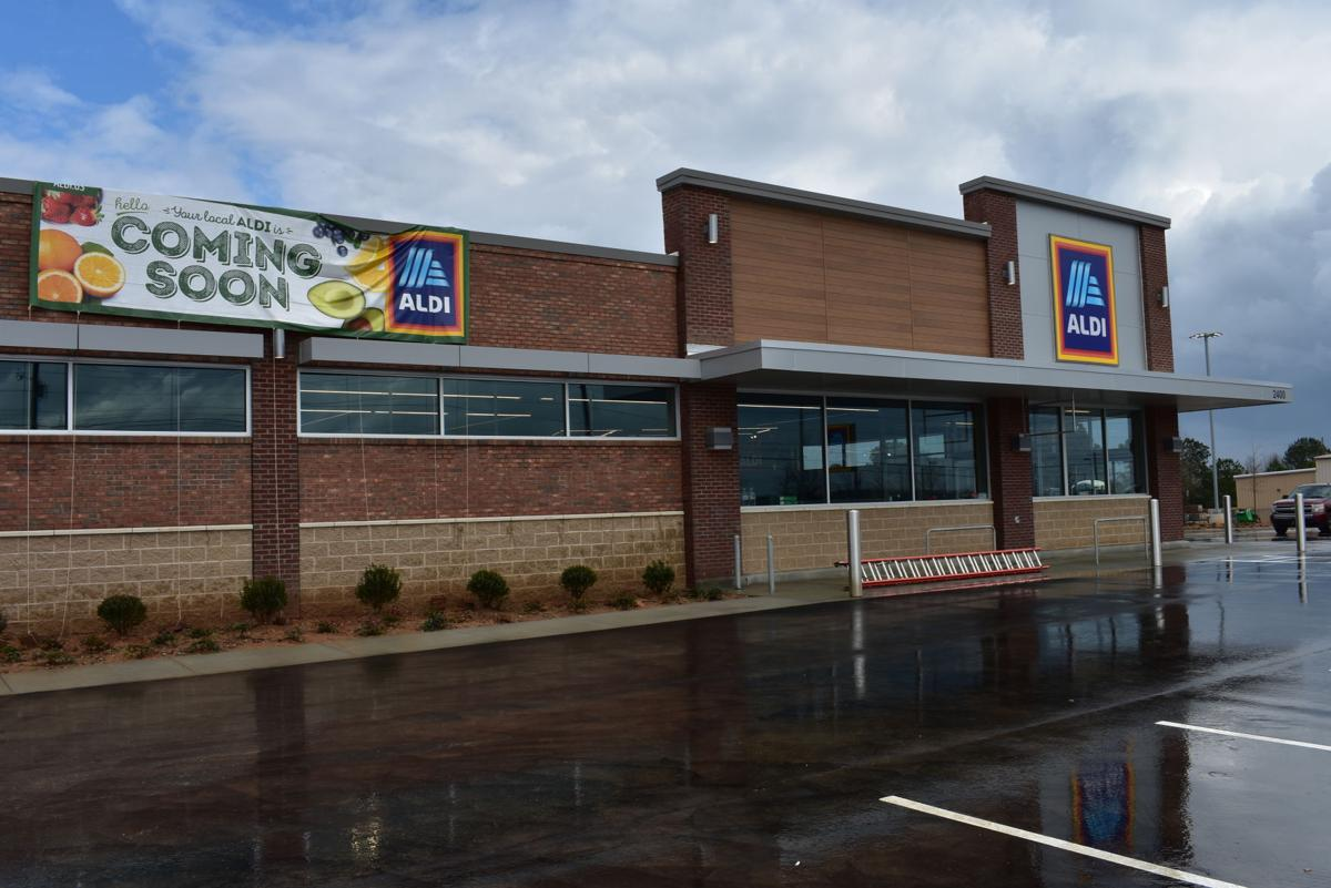 ALDI to host grand opening March 7   Business   oanow com
