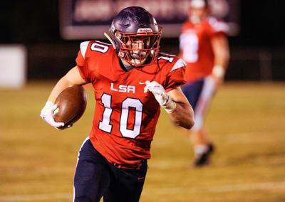 Lee-Scott vs. Tuscaloosa Academy high school football