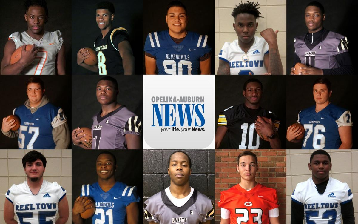 2019 All-Area Small School Offensive Team