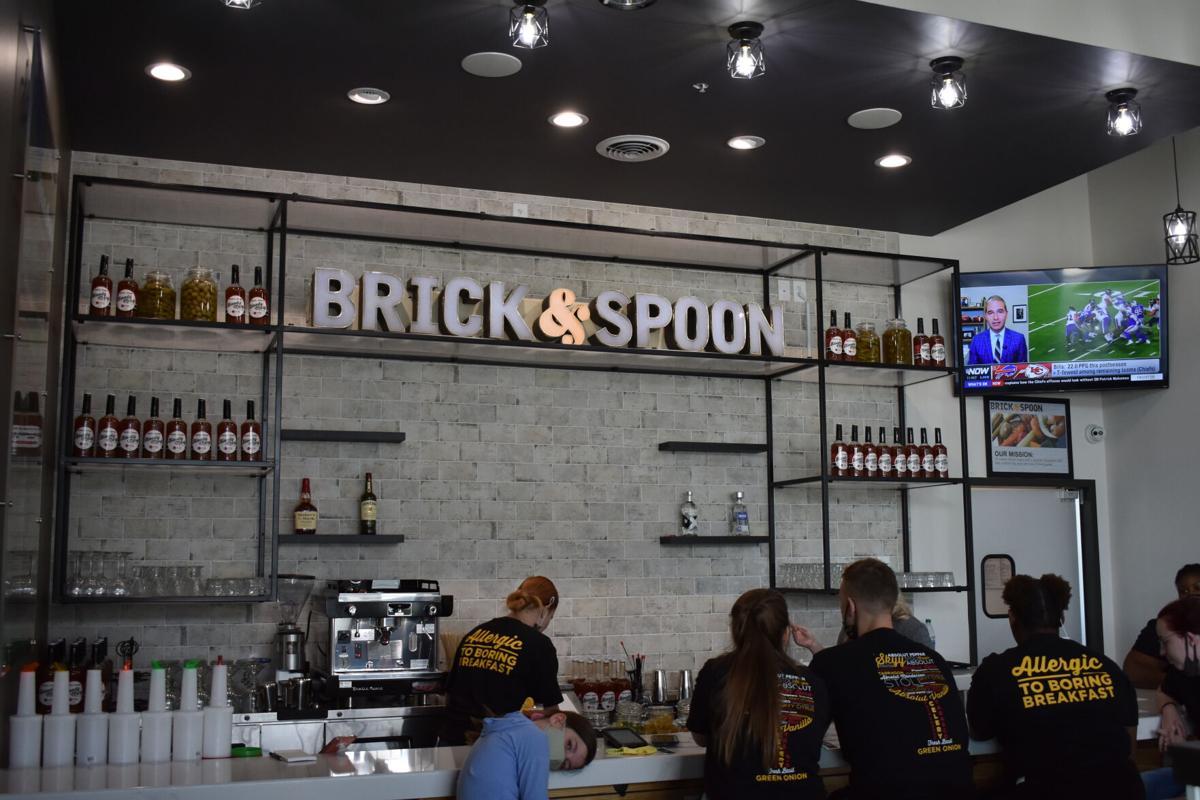 Brick & Spoon 2