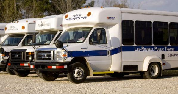 Lee Russell Transit Service Facing Budget Shortfall