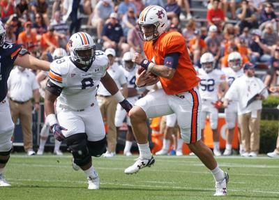Quarterbacks Shine At Center Stage In Tigers A Day