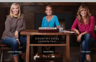 Take in 'Country Cool' at Bottling Plant Event Center | Lee