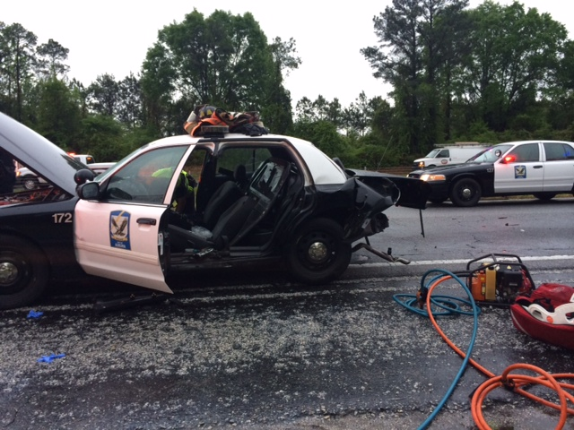 Auburn police officer involved in i 85 wreck auburn for Department of motor vehicles in mobile alabama