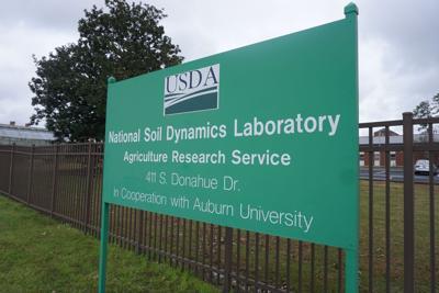 USDA Soil Dynamics Laboratory