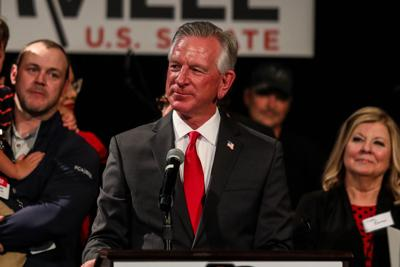 Tommy Tuberville election night watch party