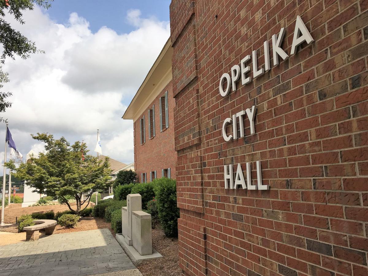 Opelika City Hall