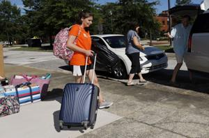 My experience as an Auburn move-in day volunteer