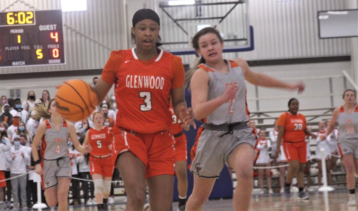 Glenwood girls state championship game