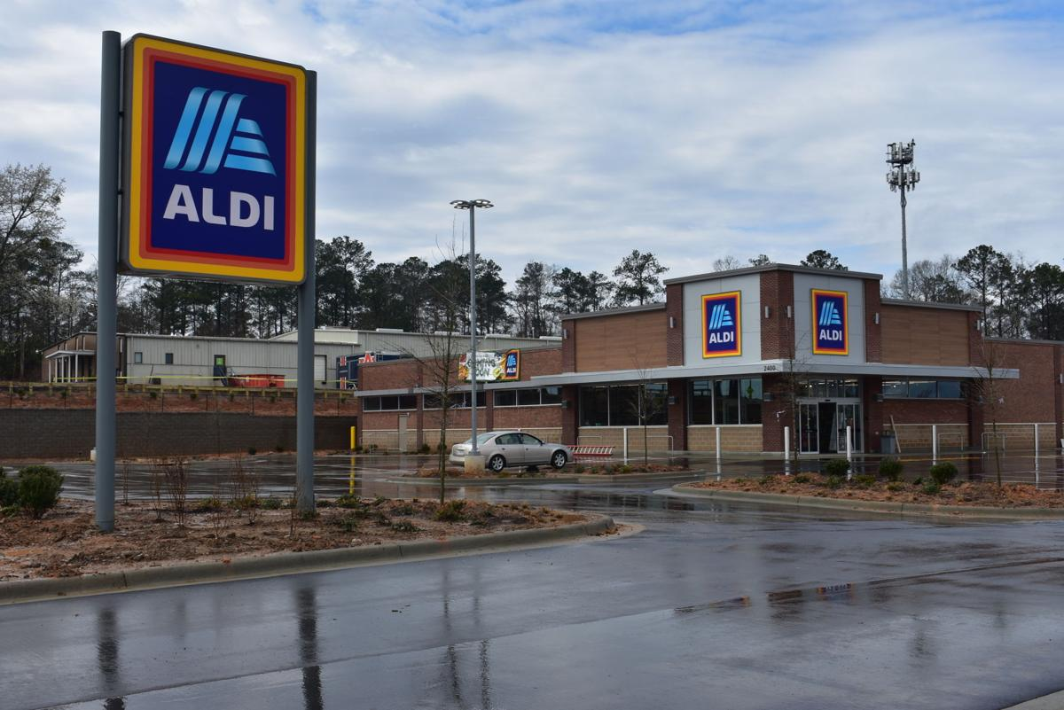 aldi to host grand opening march 7 business. Black Bedroom Furniture Sets. Home Design Ideas