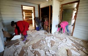 The Curtis House: Rebuilding a home for the community