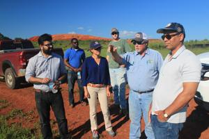 Auburn agriculture professor seeks to expand irrigation in Alabama