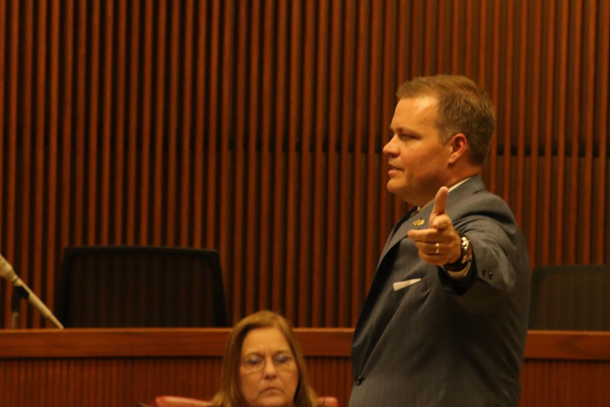 Opening statementsfor Howard Capital Murder Trial