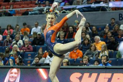 Auburn vs. Kentucky gymnastics