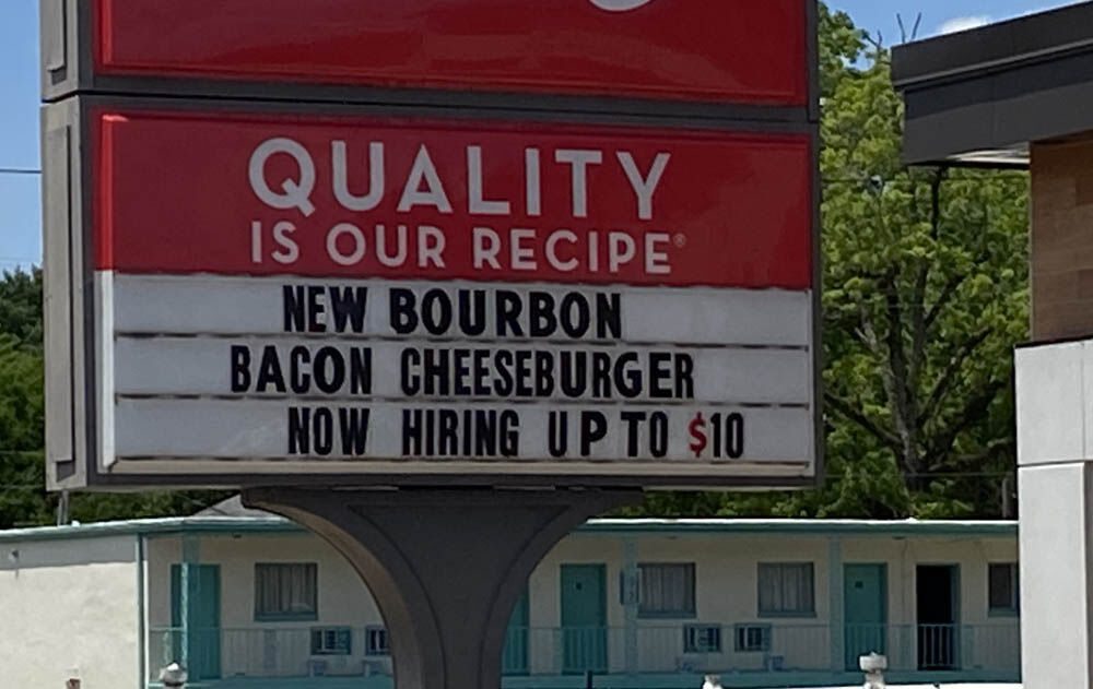 labor squeeze Wendys