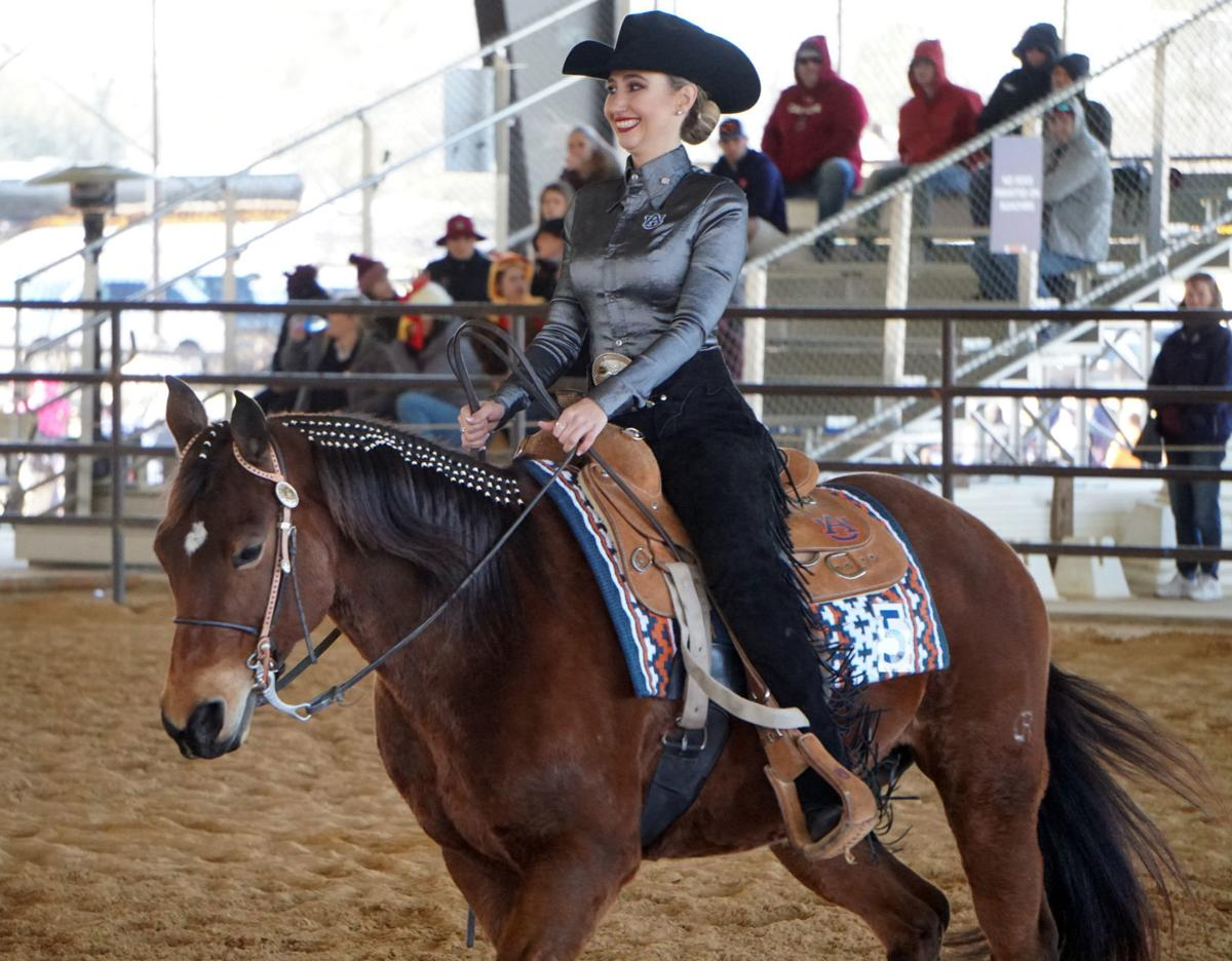 Auburn Equestrian v. South Carolina