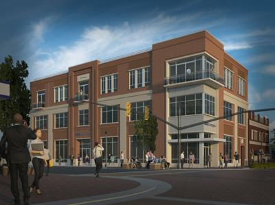 New Project Details Released For Thomas Building Across From Toomer S