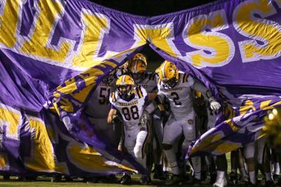 Tallassee vs. Valley high school football