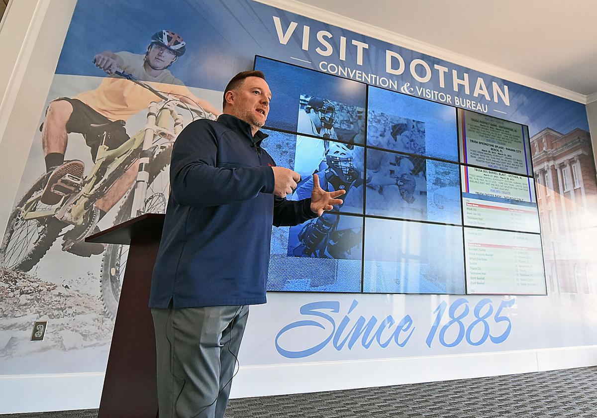 Visit Dothan forecast and marketing strategy for 2021
