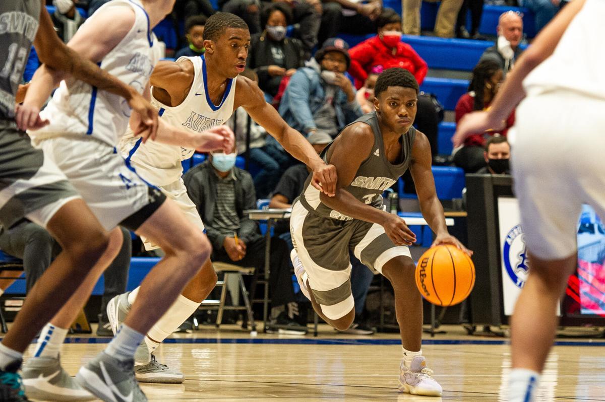 Auburn vs Smiths Station Basketball 2.13.21