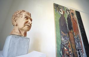 Late artist honored in current Jan Dempsey art exhibition