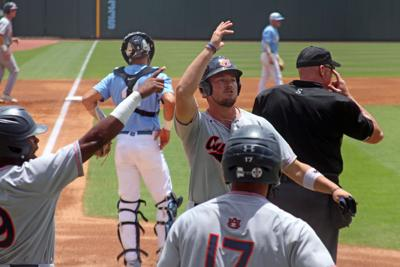PHOTOS: Auburn vs. North Carolina, Super Regional Game 3