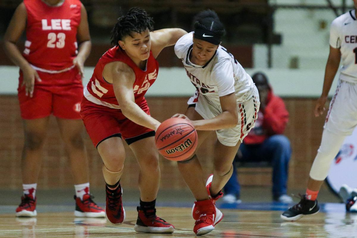 Central-Phenix City vs. Lee-Montgomery girls Class 7A Regional Semifinals