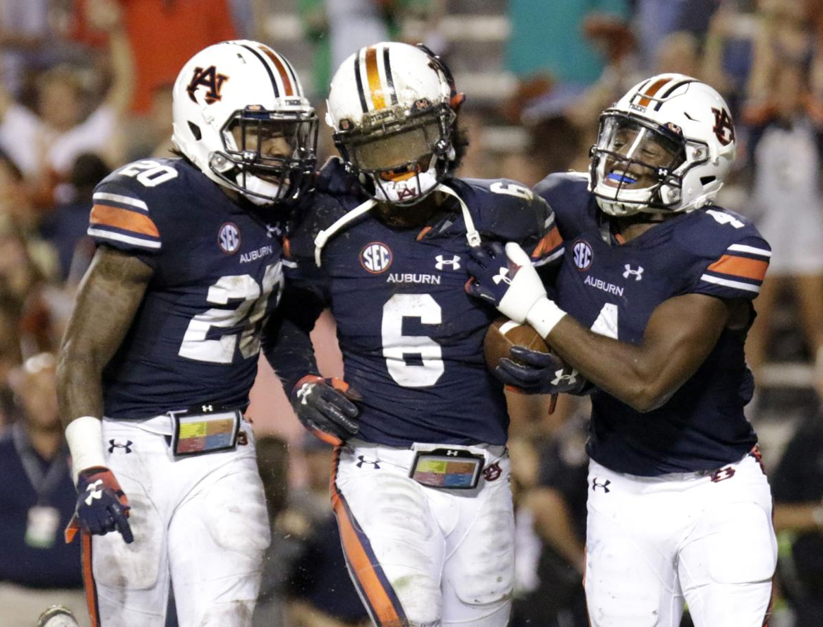 Auburn survives Southern Miss, injuries, lightning delay ...