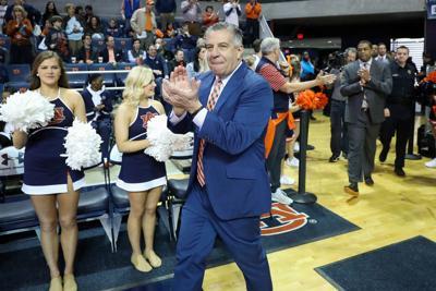 Auburn vs. Tennessee men's basketball