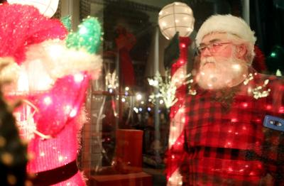 Christmas in Railroad Town