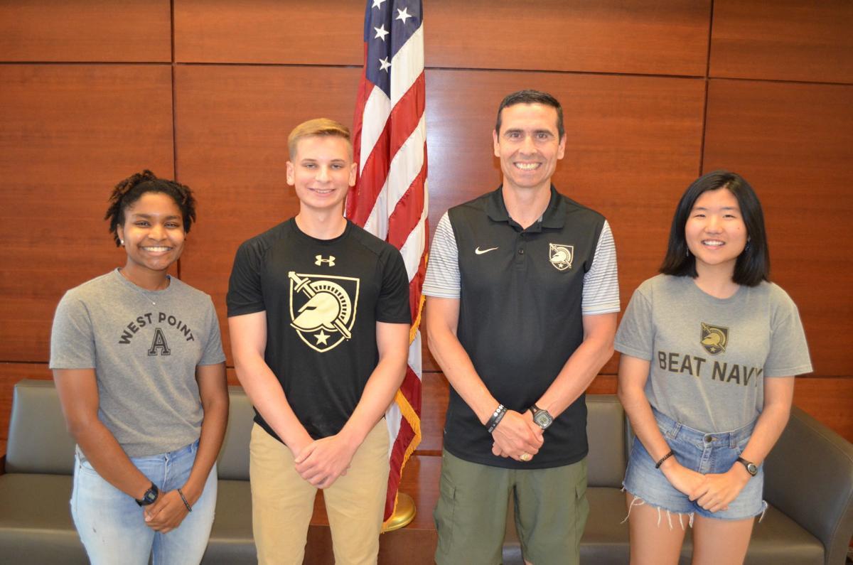 Auburn's West Point Cadets