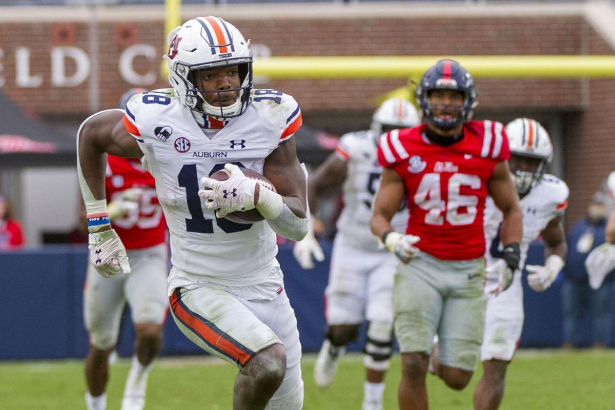 NCAA Football: Auburn at Mississippi (copy)