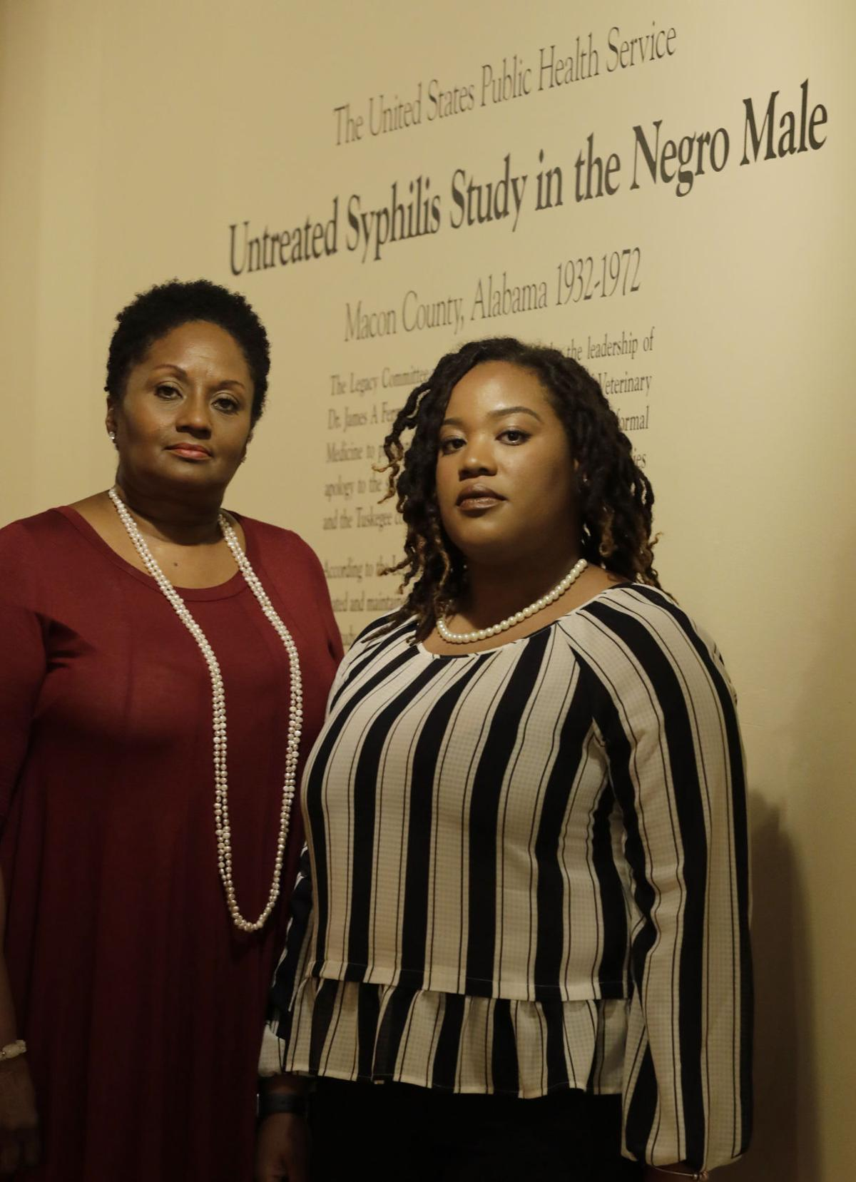 20 years later: Descendants of Tuskegee Syphilis Study remember ...