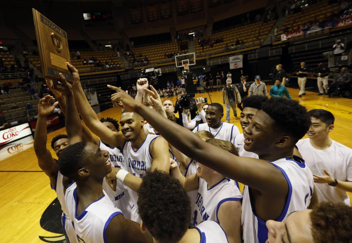 PHOTOS: Central Phenix City vs Auburn High boys Regional   Sports ...